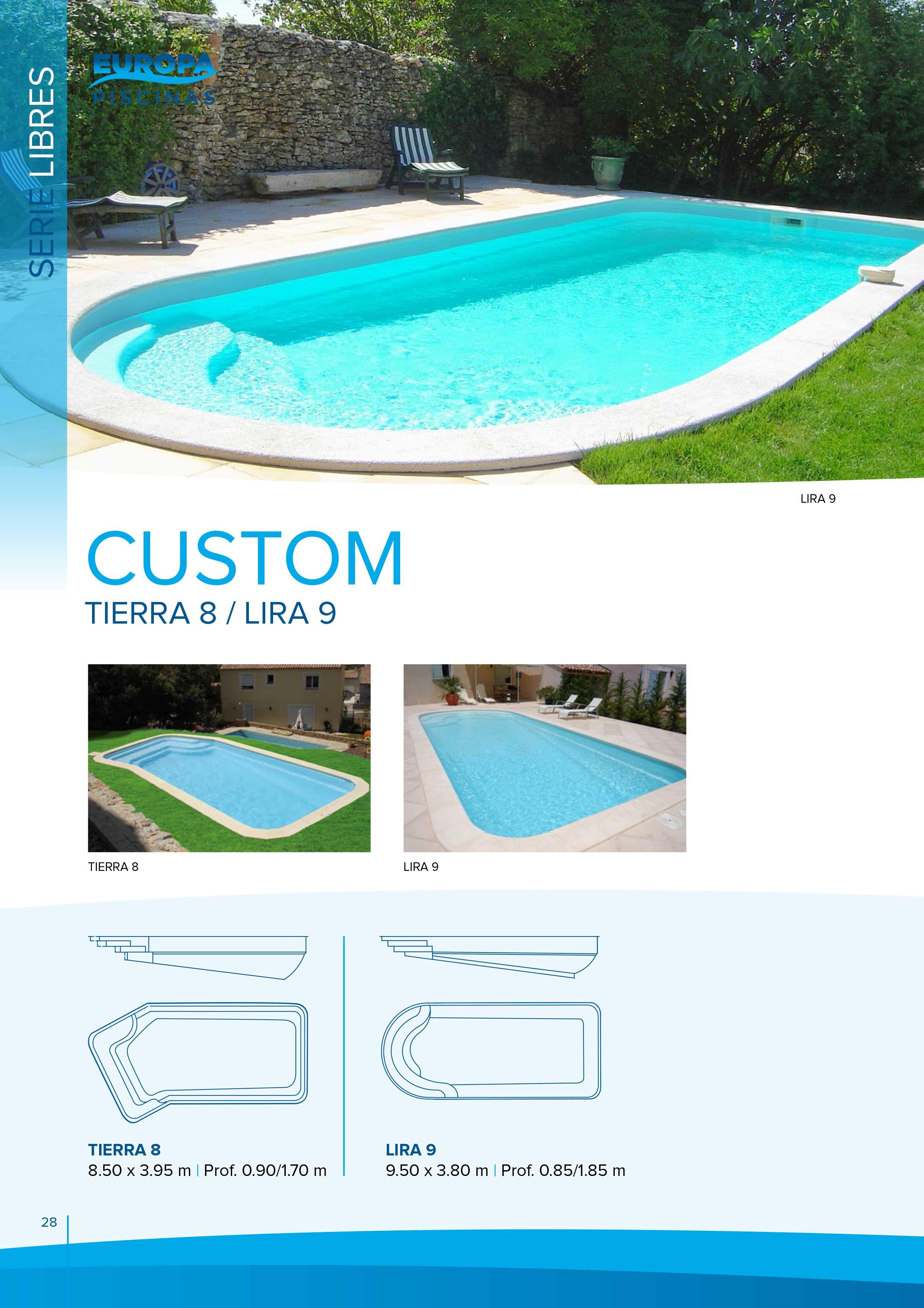 Custom piscinas mallorca europa piscinas palma - Piscinas prefabricadas mallorca ...